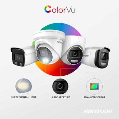Kategori için resim ColorVu Kamera